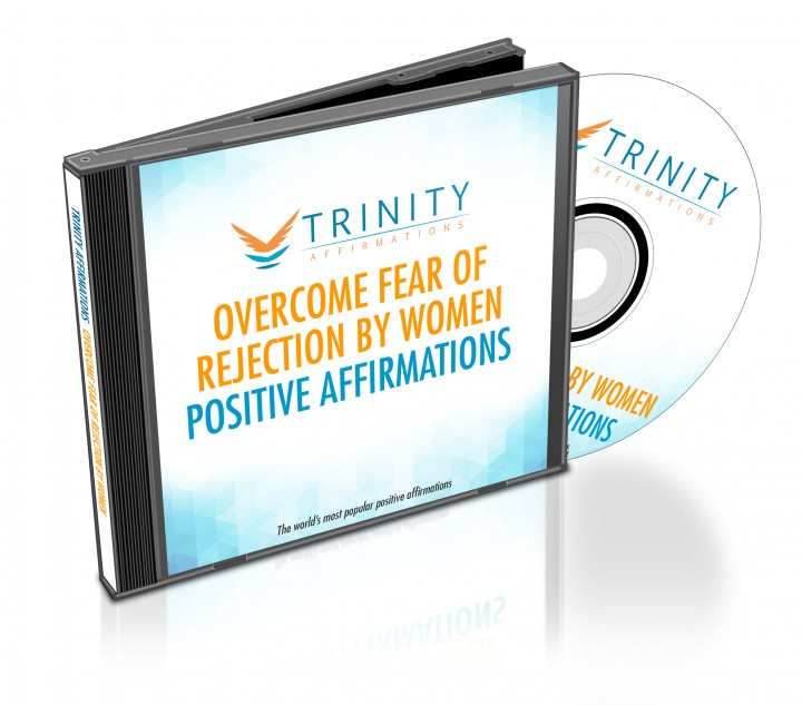 Overcome Fear of Rejection by Women CD Album Cover